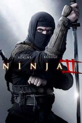 Poster: Ninja - Pfad der Rache