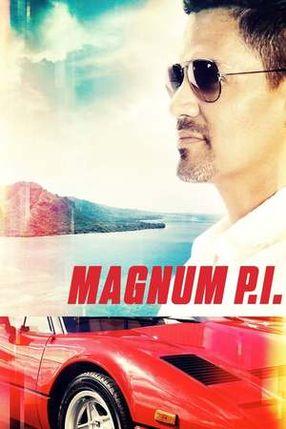 Poster: Magnum P.I.