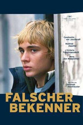 Poster: Falscher Bekenner