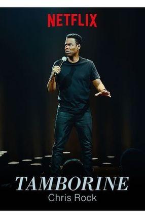 Poster: Chris Rock: Tamborine