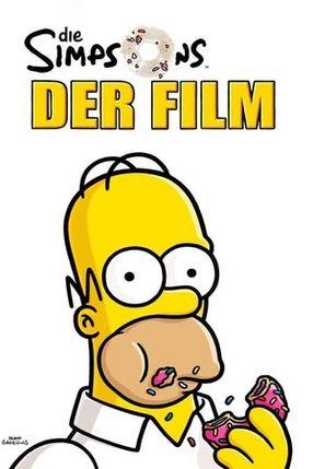 Poster: Die Simpsons - Der Film