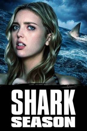Poster: Shark Season - Angriff aus der Tiefe