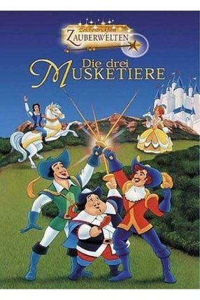 Poster: Die drei Musketiere