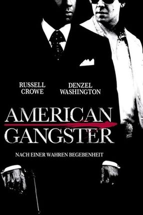 Poster: American Gangster