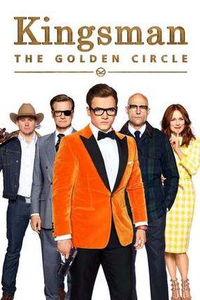 Poster: Kingsman: The Golden Circle