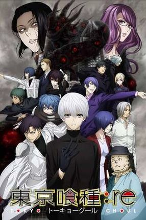 Poster: Tokyo Ghoul