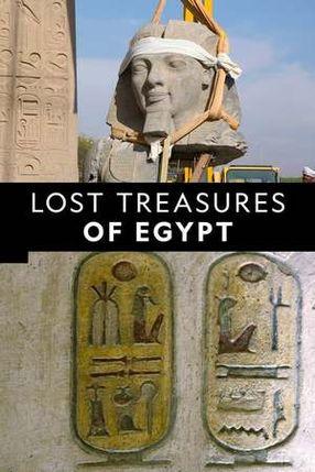 Poster: Tal der Könige: Ägyptens verlorene Schätze