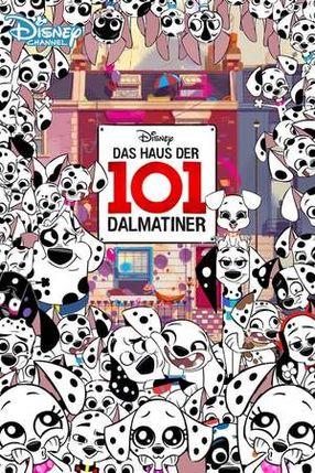 Poster: Das Haus der 101 Dalmatiner