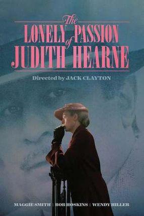 Poster: Die große Sehnsucht der Judith Hearne