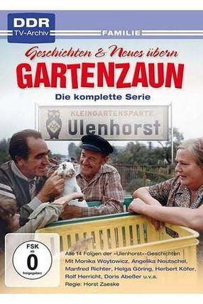 Poster: Geschichten übern Gartenzaun