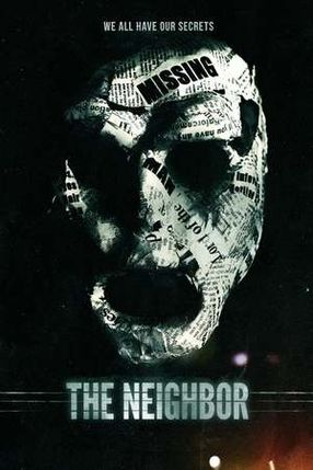 Poster: The Neighbor - Das Grauen wartet nebenan