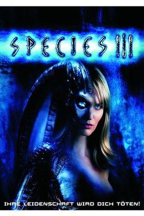 Poster: Species III