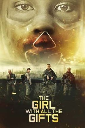 Poster: The Girl with All the Gifts