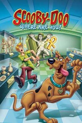 Poster: Scooby Doo, wo bist du?