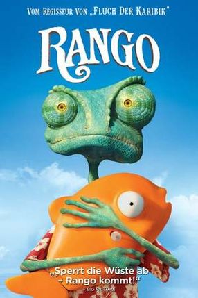 Poster: Rango