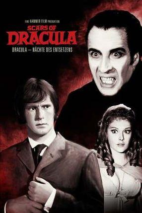 Poster: Dracula - Nächte des Entsetzens