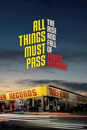 Poster: All Things Must Pass
