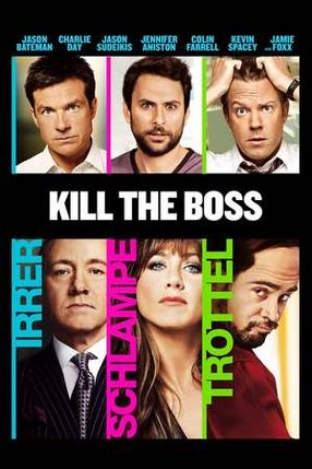 Poster: Kill the Boss