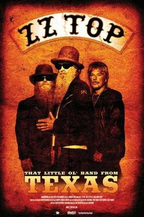 Poster: ZZ Top: That Little Ol' Band From Texas