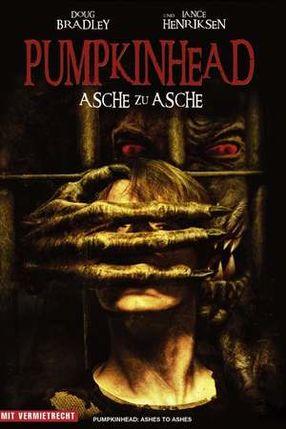 Poster: Pumpkinhead: Asche zu Asche
