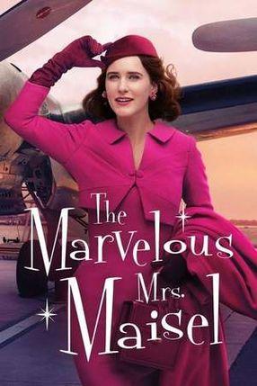 Poster: The Marvelous Mrs. Maisel
