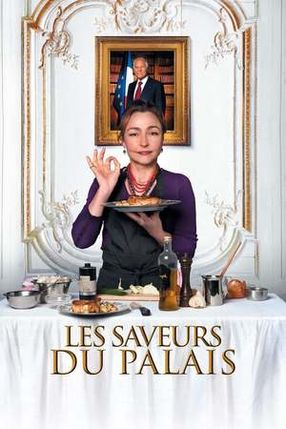 Poster: Die Köchin und der Präsident