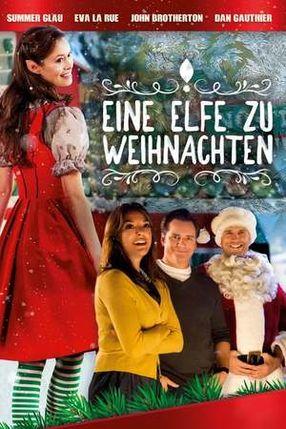 Poster: Eine Elfe zu Weihnachten