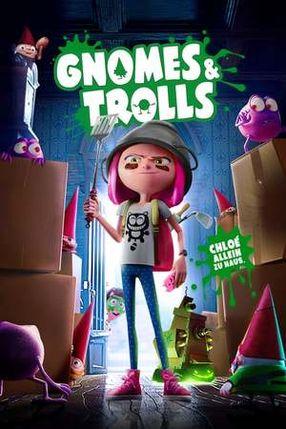 Poster: Gnomes & Trolls