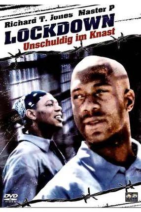 Poster: Lockdown - Unschuldig im Knast