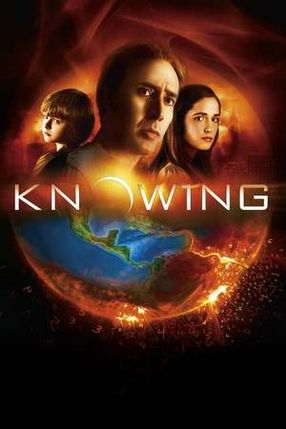 Poster: Knowing - Die Zukunft endet jetzt