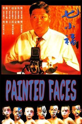 Poster: Leben hinter Masken