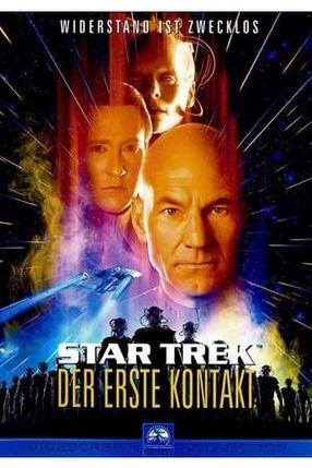 Poster: Star Trek - Der erste Kontakt