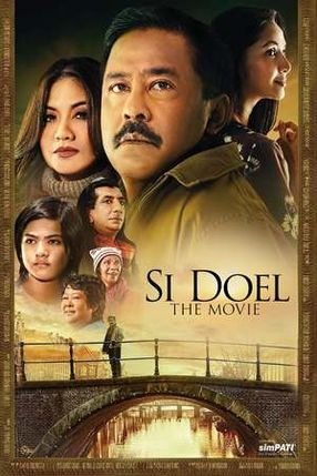 Poster: Si Doel the Movie