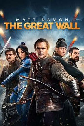 Poster: The Great Wall