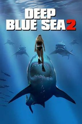 Poster: Deep Blue Sea 2