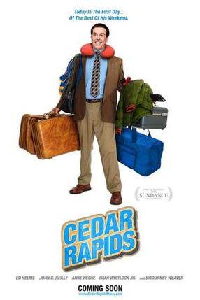 Poster: Willkommen in Cedar Rapids