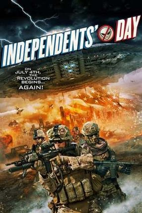 Poster: Independents - War of the Worlds