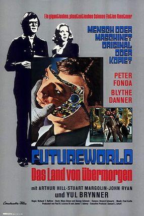 Poster: Futureworld - Das Land von Übermorgen
