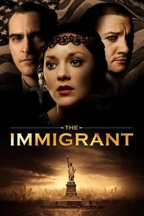 Poster: The Immigrant