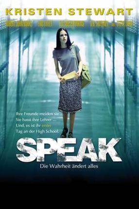 Poster: Speak – Die Wahrheit ändert alles