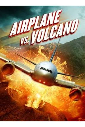 Poster: Airplane vs Volcano