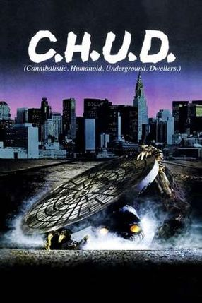 Poster: C.H.U.D. - Panik in Manhattan