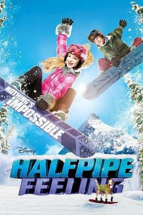 Poster: Halfpipe Feeling