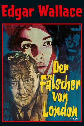 Poster: Edgar Wallace - Der Fälscher von London