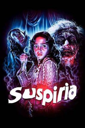 Poster: Suspiria - In den Krallen des Bösen