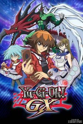 Poster: Yu-Gi-Oh! GX