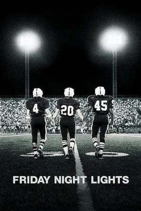 Poster: Friday Night Lights - Touchdown am Freitag