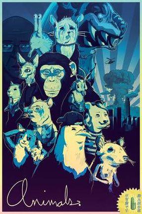 Poster: Animals.
