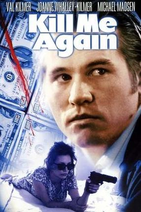 Poster: Kill me again – Fatale Begegnung