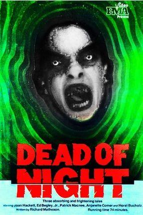 Poster: Mit der Nacht kommt der Tod